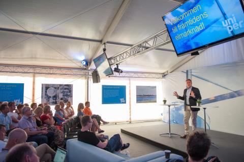 Go Electric med Uniper i Almedalen