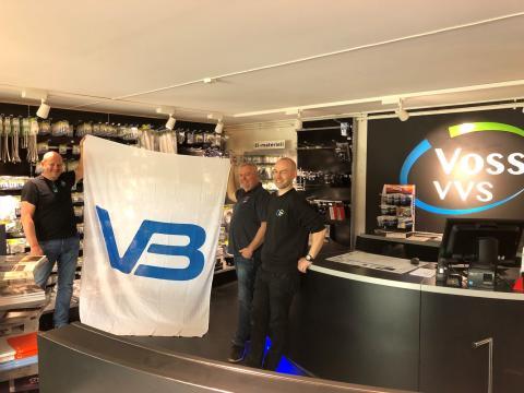 Voss VVS tilbake i VB