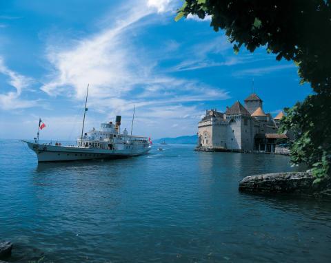 Leinen los! Dampferausflüge und Kreuzfahrten in der Schweiz