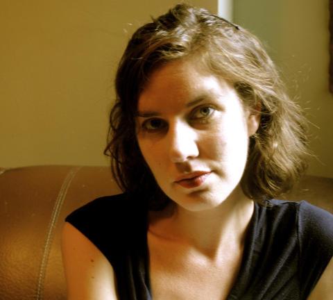 Författarscenen: Leslie Jamison
