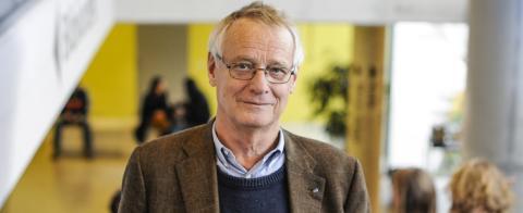 Sten Heckscher utses till hedersdoktor vid Södertörns högskola