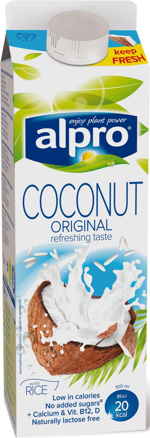 Alpro Coconut Original Fresh