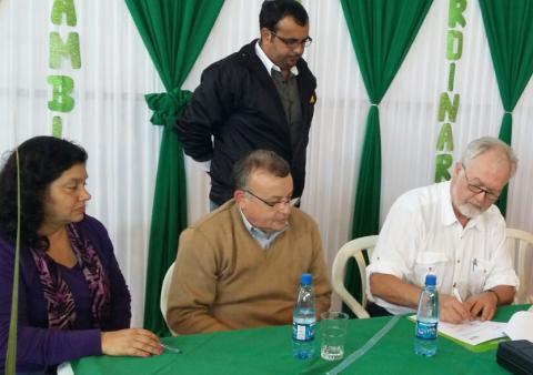Partnership agreement, Granular PY and Manduvirá Cooperative