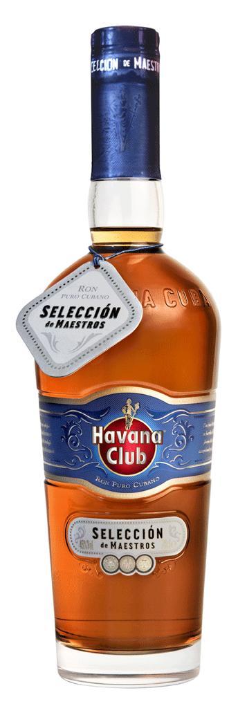 120 flaskor av Havana Club SELECCIÓN DE MAESTROS släpps den 15 november!