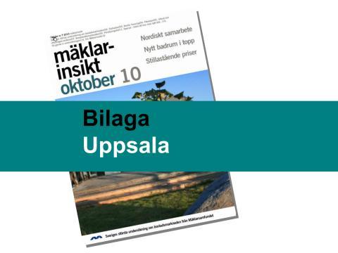 Mäklarsamfundet oktober 2010: Uppsala