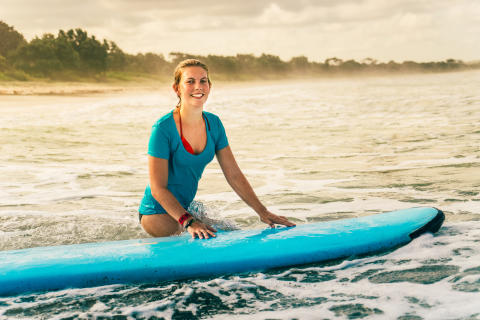 Surfcamps weltweit