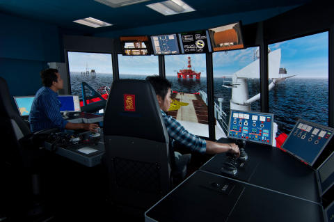 China's Jiangsu Maritime Institute selects K-Sim Offshore and K-Sim Engine simulators for major facilities expansion