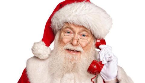 Opkald til TDC's Julemand er populært hele året