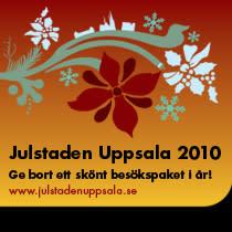 Nu satsar Uppsala på att bli hela Sveriges julstad!
