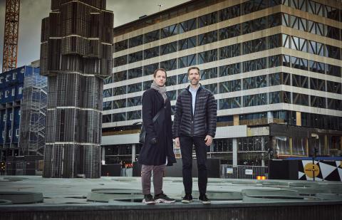 King anlitar Studio Stockholm för nytt Stockholmskontor