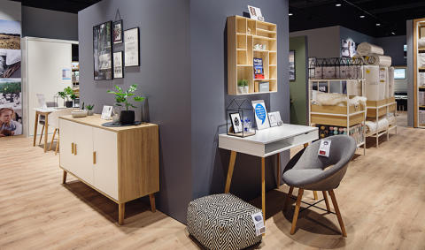 JYSK deschide cel mai mare magazin din Romania la Brasov