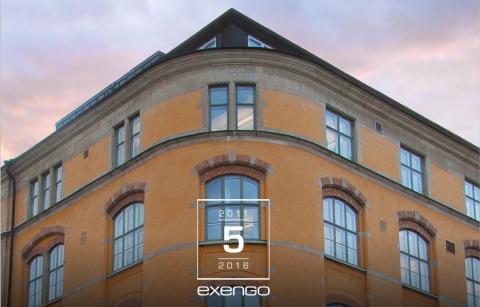 Exengo Installationskonsult firar 5 år och expanderar sina lokaler.