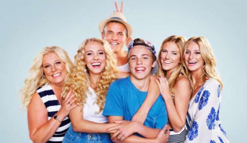 Familjen Parnevik