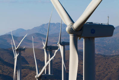 GE to set US record in 2012 for wind turbine installations by OEM
