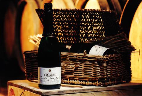 Historisk, långlagrad champagne från Boizel