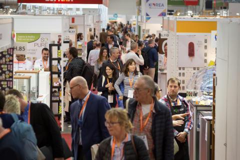 Stora inköpare fyllde varje hörn av oerhört lyckade Natural Products Scandinavia &  Nordic Organic Food Fair 2018