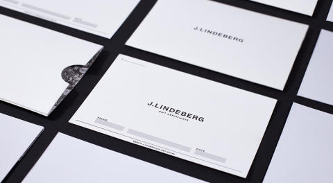 J.Lindeberg satsar på stilren profilering
