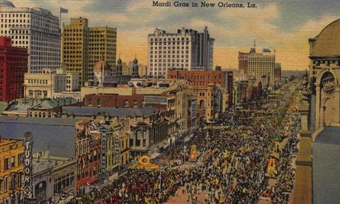 Legender från New Orleans på Etnografiska museet