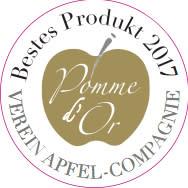 Brännland Cider wins two Pomme d'Or at Apfelwein Weltweit in Frankfurt 2017