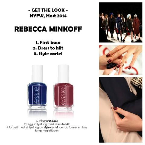 Get the look - Rebecca Minkoff