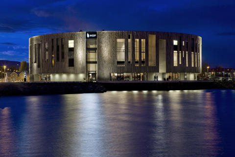 Arts Center in Akureyri, Kulturhus i Akureyri