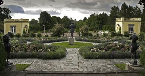 Rottneros park öppnar för säsongen