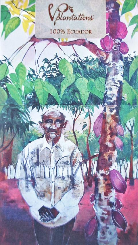 Vintage Plantations 100% by Jenny Berg