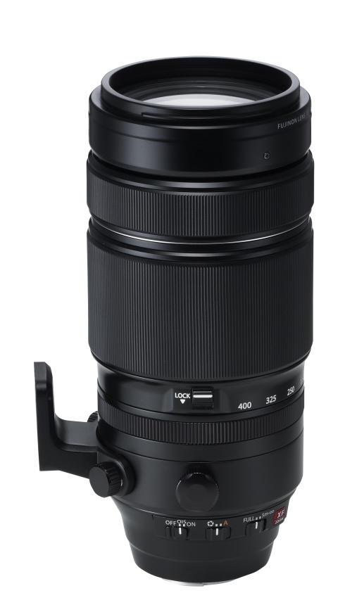 FUJINON XF100-400mmF4.5-5.6 R LM OIS WR handgrip
