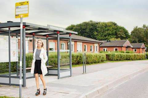 Målbild för framtidens transporter i Ängelholms kommun