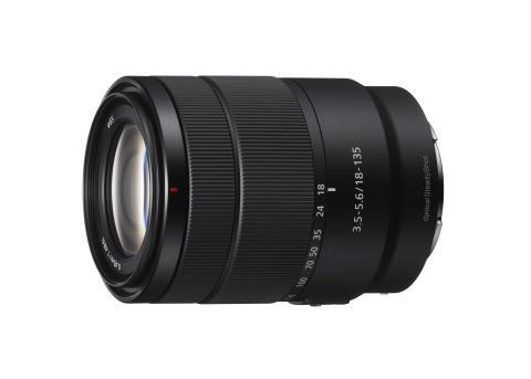 Η Sony προσθέτει στη σειρά E-mount φακών τον νέο φακό με ζουμ 18-135mm F3.5-5.6 APS-C για υψηλότερη ποιότητα και απόδοση στη μεγέθυνση