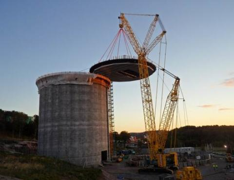 Norconsult skal designe LNG-tank for Manga LNG i Tornio, Finland