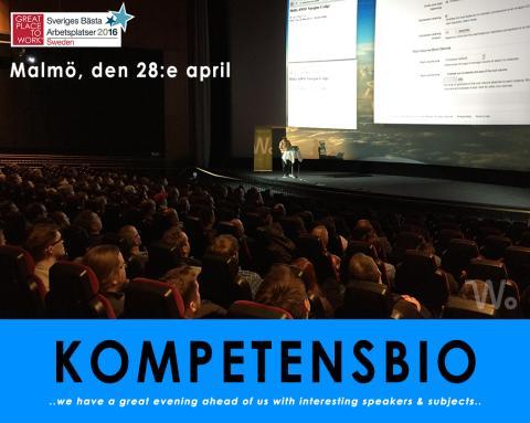 KOMPETENSBIO - Lightning Talks + Do I know you?