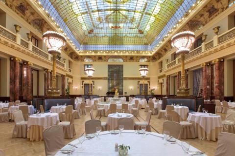 Hotel Metropol Moskau