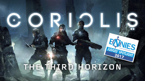 Free League Publishing Acquires the Coriolis Game Property