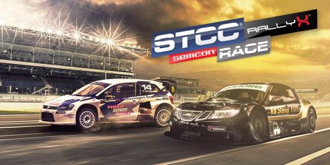 Nu släpps biljetterna till STCC och RallyX på Solvalla den 5-6 september