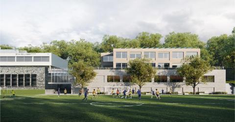 Peab bygger om og utvider Eikeli videregående skole