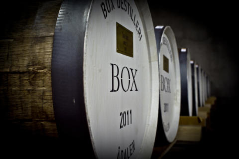 Box Destilleri