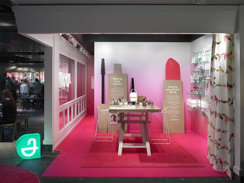 Apoteket öppnar Apoliva Makeup Studio