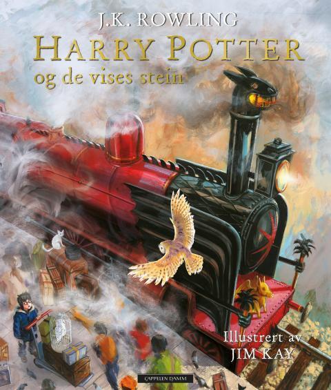 Harry Potter i illustrert praktutgave