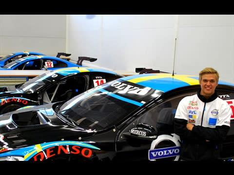 Linus Ohlsson klar för Volvo Polestar - Vill ta förartiteln till Göteborg under Volvo Polestars 18:e raka racing-säsong.