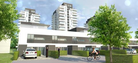Klartecken för Ringstorpshöjden – kvarteret som ger Helsingborg en ny siluett