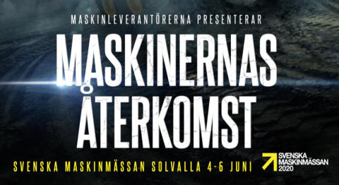 Svenska Maskinmässan 2020