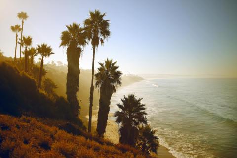 Upplev magiska ögonblick i södra Kalifornien