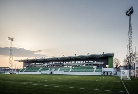 Kristianstad fotbollsarena