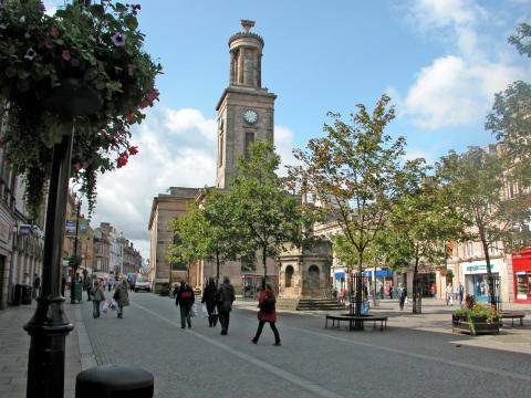 Moray Elgin High Street