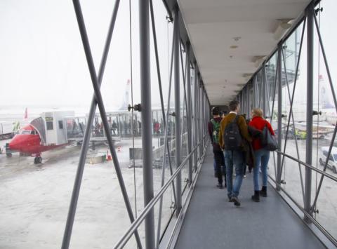 Norwegian transportó más de 33 millones de pasajeros en 2017, su máximo histórico
