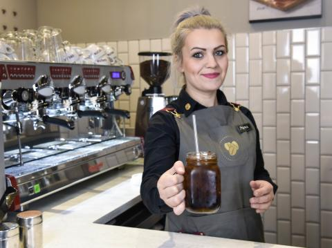 Costa serves up Cold Brew at new concept store in Wandsworth