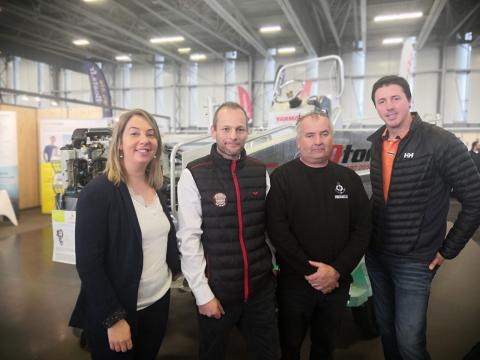 Image - YANMAR - YANMAR MARINE INTERNATIONAL has signed a new partnership with boating insurance and financing specialist APRIL Marine