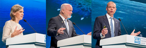 World Water Week opens in Stockholm: water is fundamental to achieving the Global Goals