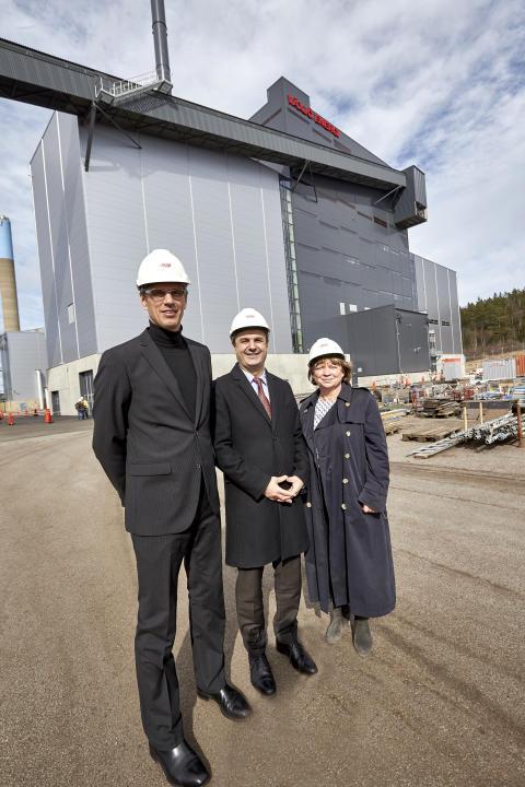 Björn Wolgast, Ibrahim Baylan och Ann-Mari Ståhlberg